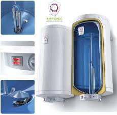 120 Liter Warmwasserboiler